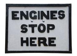 Stopp Engine